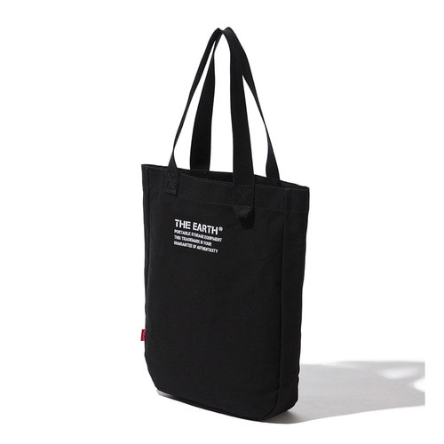 STENCIL ECO BAG - BLACK