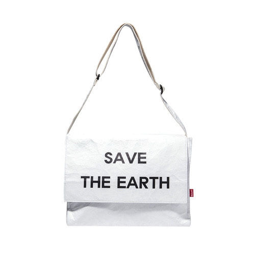 TYVEK POST BAG - WHITE