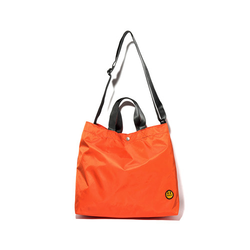 [TE X MNW] 2WAY BAG - ORANGE