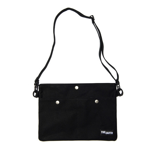 SACOCHE ECO BAG - BLACK