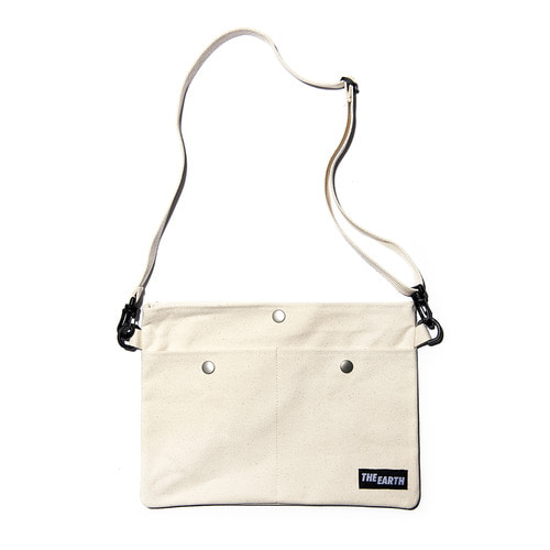 SACOCHE ECO BAG - ECRU