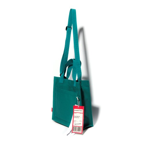 CHEAPEST FLIGHT ECO BAG - GREEN