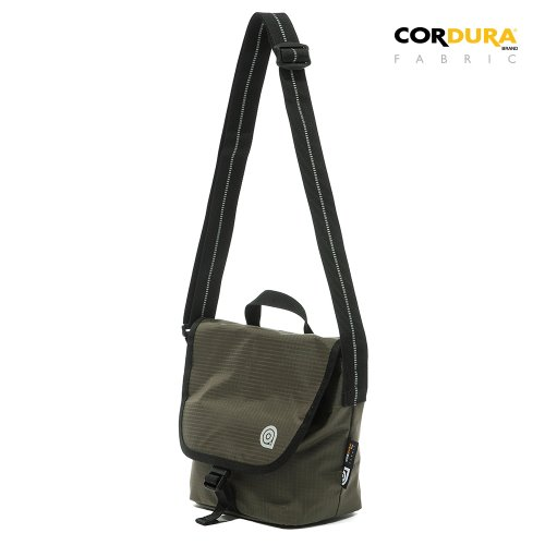 RIPSTOP CORDURA CROSS BAG - OLIVE