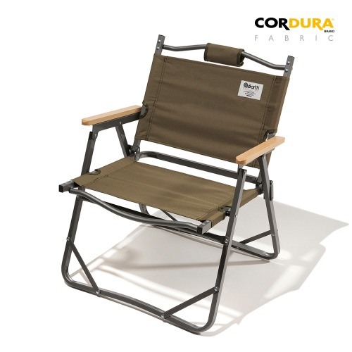 CORDURA FOLDING CHAIR VOL.1 - OLIVE