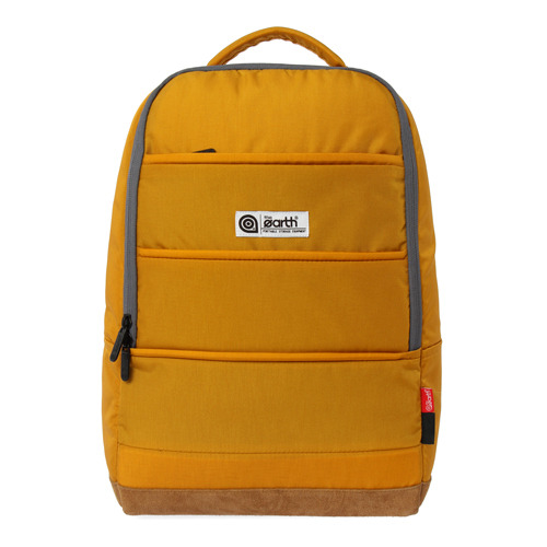 EDDY BACKPACK-MUSTARD