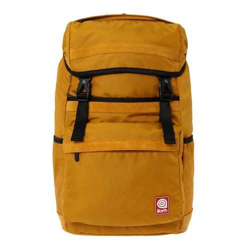 NEW DISASTER BACKPACK-MUSTARD