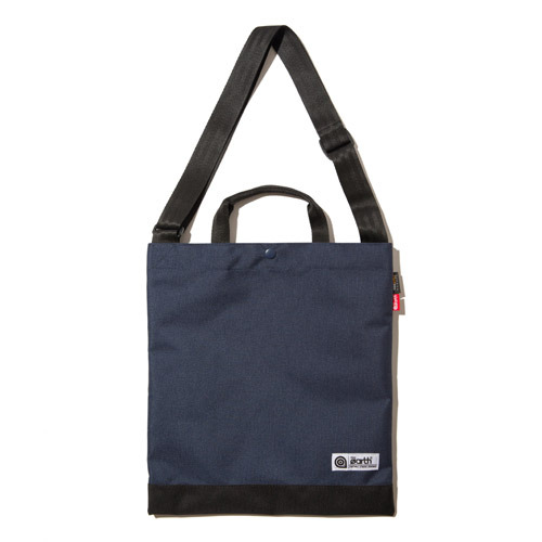 CORDURA TOTE&CROSS BAG - NAVY