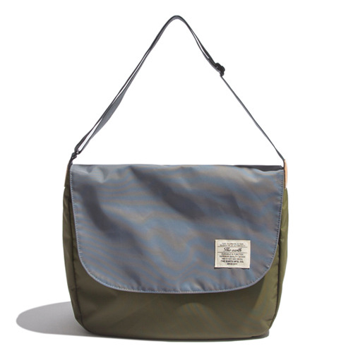 CB N CROSS BAG - GREY/OLIVE