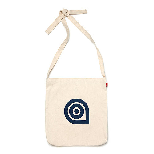 KNOTS ECO BAG - ECRU