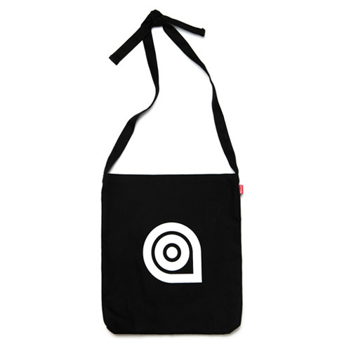 KNOTS ECO BAG - BLACK