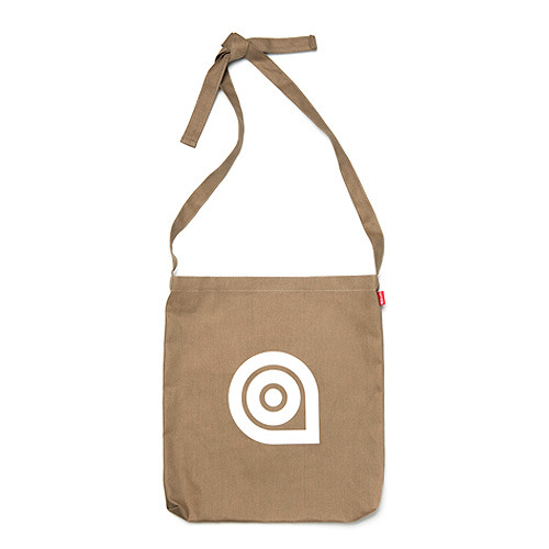 KNOTS ECO BAG - BEIGE