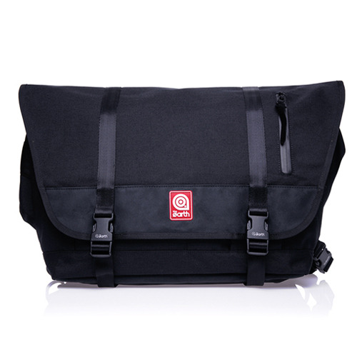 FOLD MESSENGER BLACK