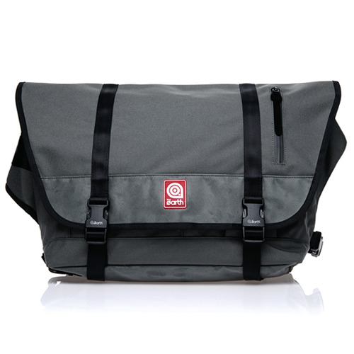 FOLD MESSENGER GREY