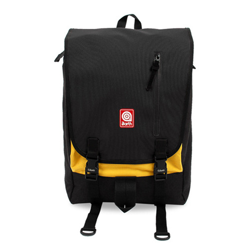 PLATE BACKPACK BLACK