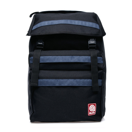 DISASTER BACKPACK - BK/NAVY