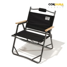 CORDURA FOLDING CHAIR VOL.1 - BLACK