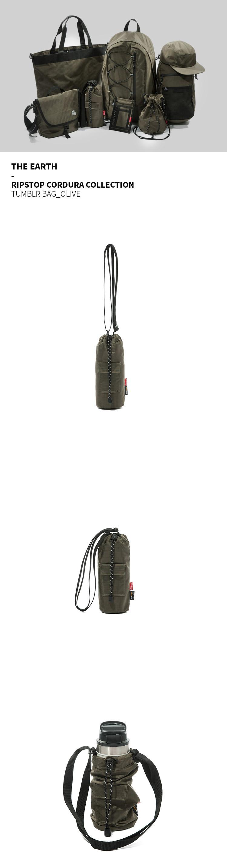디얼스(THE EARTH) RIPSTOP CORDURA TUMBLER BAG - OLIVE